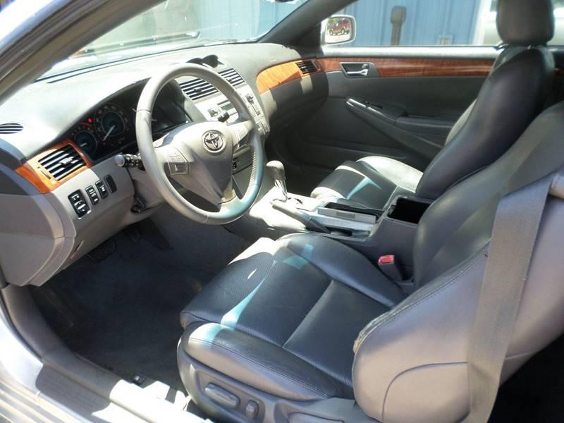 2007 Toyota Camry Solara SLE V6 2dr Convertible - Pensacola FL