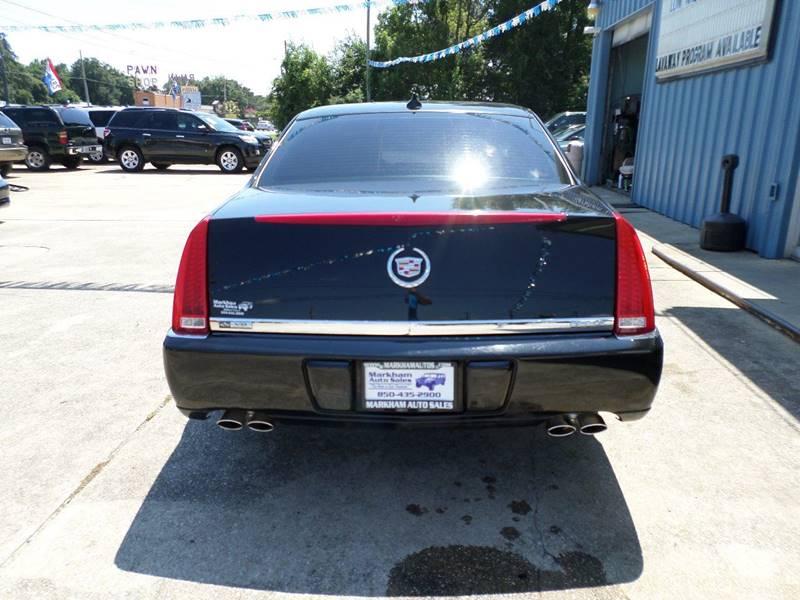 2010 Cadillac DTS 4.6L V8 4dr Sedan - Pensacola FL