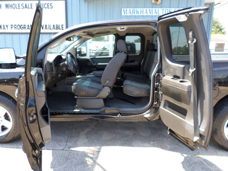 2006 Nissan Titan SE FFV 4dr King Cab SB - Pensacola FL