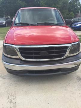 2002 Ford F-150 for sale in Lexington, SC