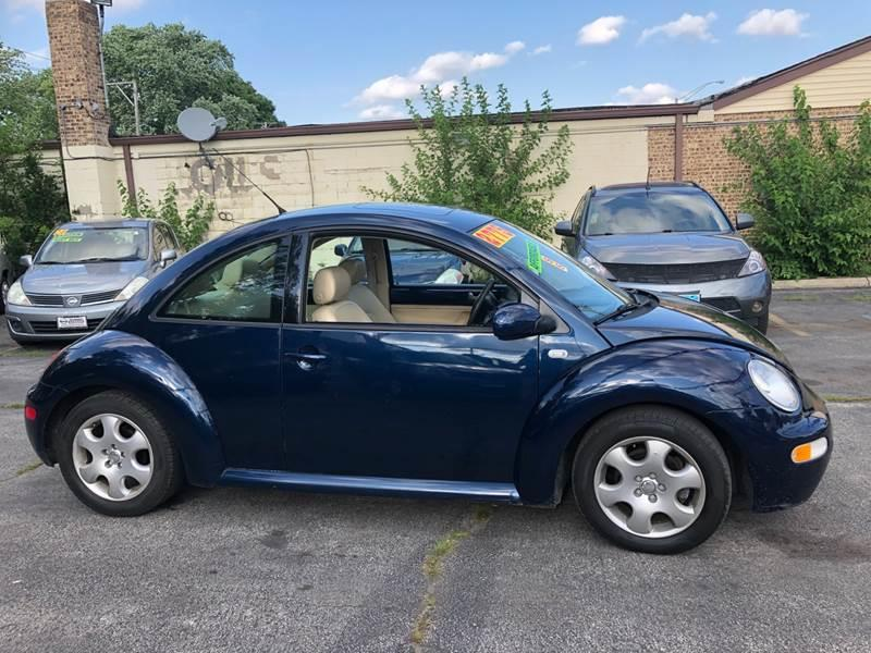 2003 Volkswagen New Beetle for sale at One Stop Auto Sales in Midlothian IL
