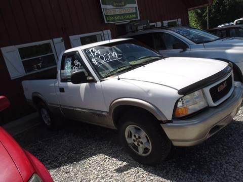 1998 GMC Sonoma for sale in Cloverdale, VA