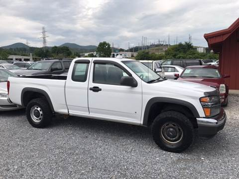2007 Chevrolet Colorado for sale in Cloverdale, VA