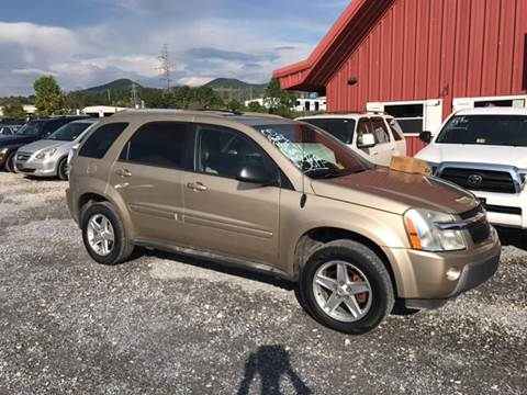 2005 Chevrolet Equinox for sale in Cloverdale, VA