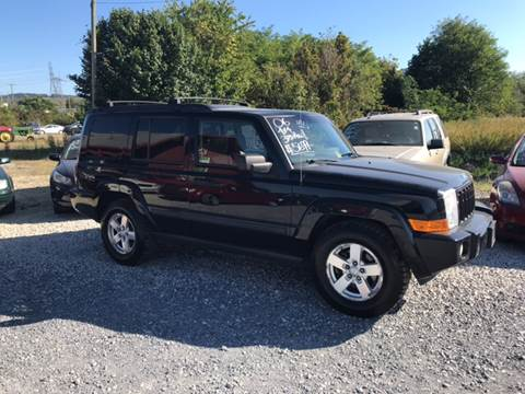 2006 Jeep Commander for sale in Cloverdale, VA