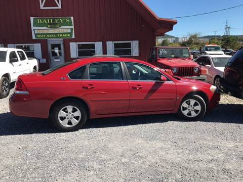 2008 Chevrolet Impala for sale in Cloverdale, VA