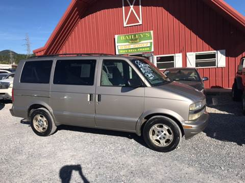 2005 Chevrolet Astro for sale in Cloverdale, VA
