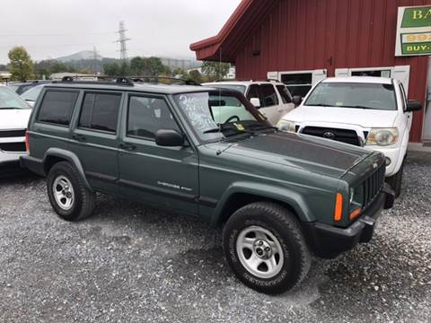 2000 Jeep Cherokee for sale in Cloverdale, VA