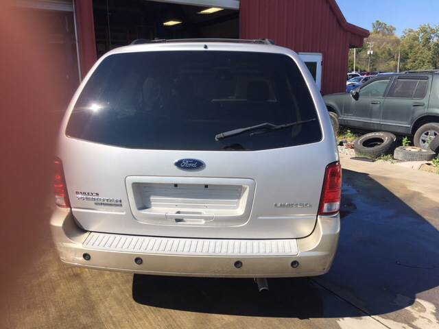 2004 Ford Freestar Limited 4dr Mini Van In Cloverdale VA