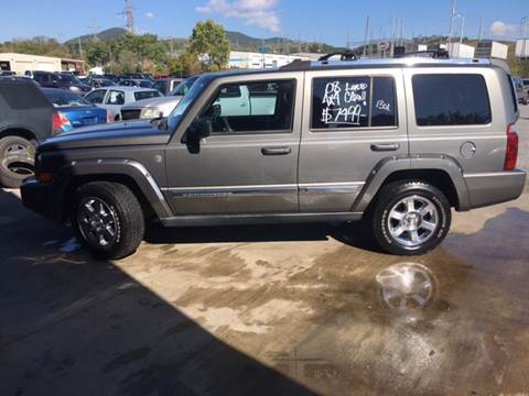 2008 Jeep Commander for sale in Cloverdale, VA