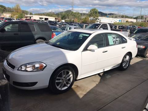 2012 Chevrolet Impala for sale in Cloverdale, VA