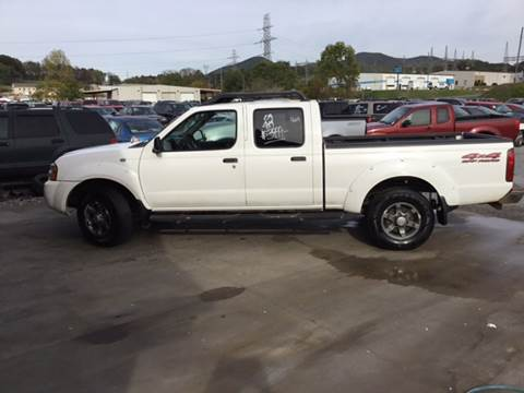 2004 Nissan Frontier for sale in Cloverdale, VA