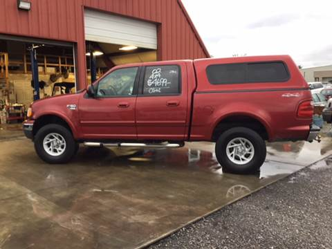 2002 Ford F-150 for sale in Cloverdale, VA