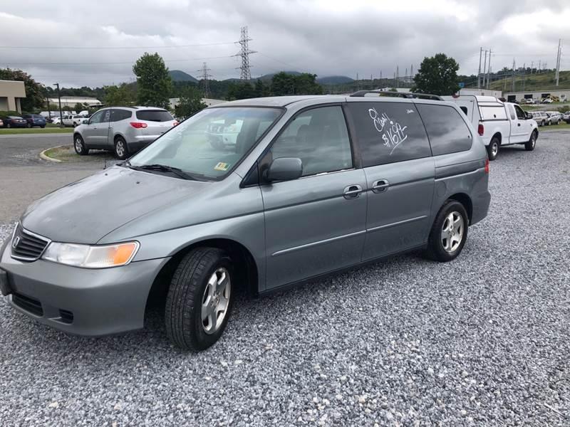 2001 Honda Odyssey EX 4dr Mini Van   Cloverdale VA