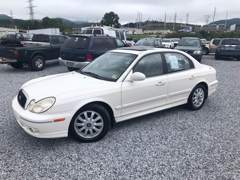 2003 Hyundai Sonata GLS 4dr Sedan   Cloverdale VA