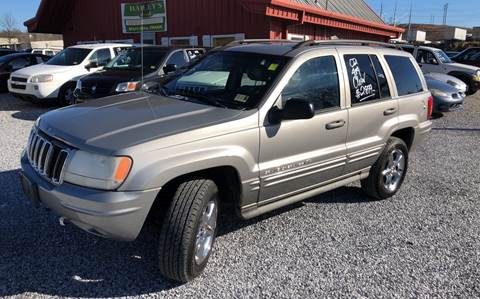 2002 Jeep Grand Cherokee For Sale In Virginia Carsforsale Com