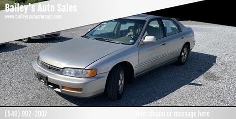 1997 Honda Accord for sale in Cloverdale, VA
