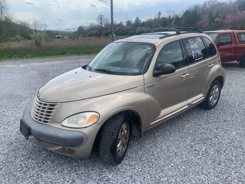2002 Chrysler PT Cruiser Limited Edition 4dr Wagon