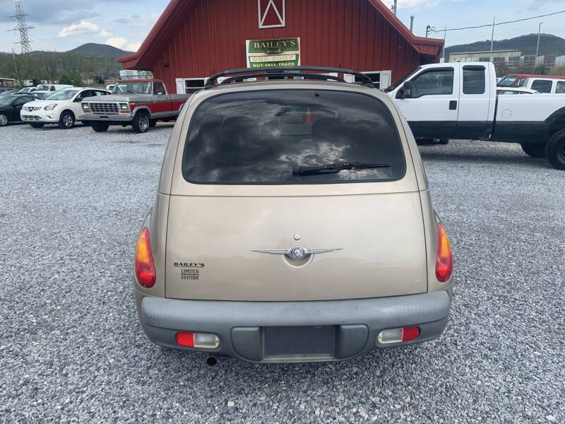 2002 Chrysler PT Cruiser Limited Edition 4dr Wagon - Cloverdale VA