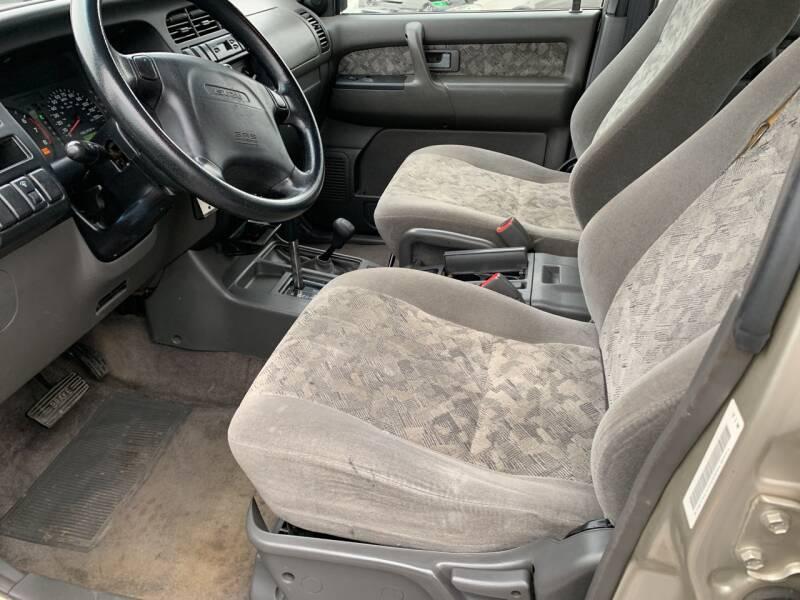 2000 Isuzu Trooper 4dr Limited 4WD SUV - Cloverdale VA