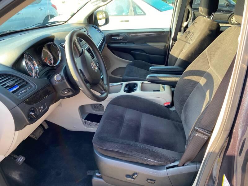 2014 Dodge Grand Caravan SXT 30th Anniversary 4dr Mini-Van - Cloverdale VA