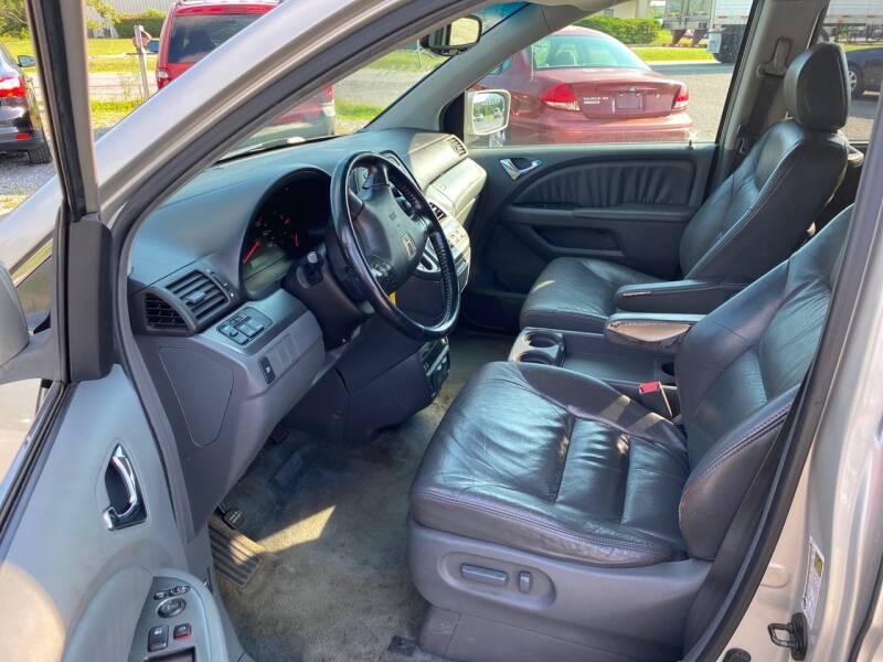 2006 Honda Odyssey EX-L 4dr Mini-Van w/DVD - Cloverdale VA