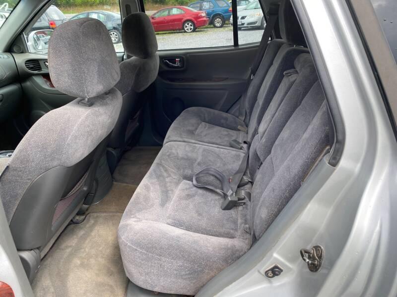 2003 Hyundai Santa Fe GLS 4dr SUV - Cloverdale VA