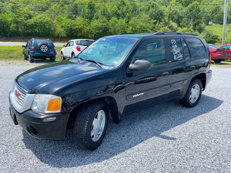 2003 GMC Envoy SLE 4WD 4dr SUV