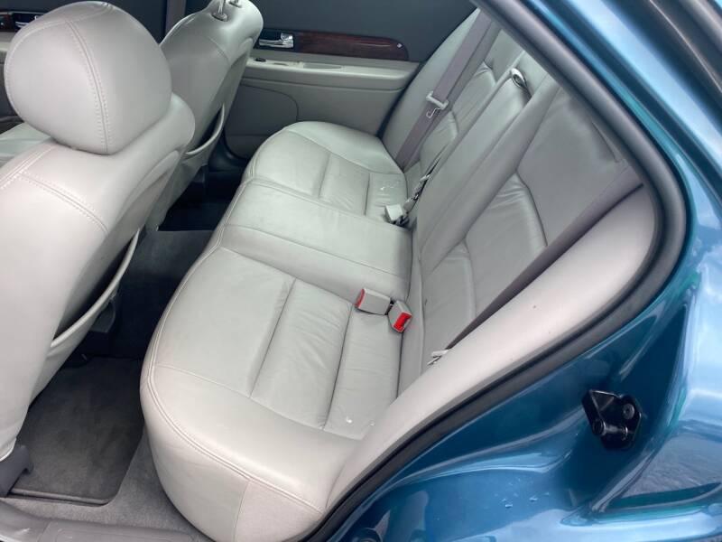 2002 Lincoln LS 4dr Sedan V6 - Cloverdale VA