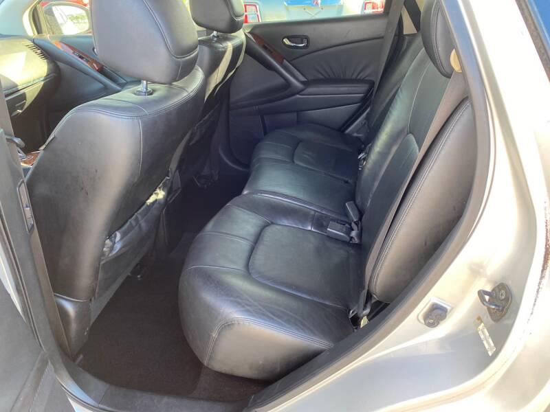 2009 Nissan Murano AWD LE 4dr SUV - Cloverdale VA