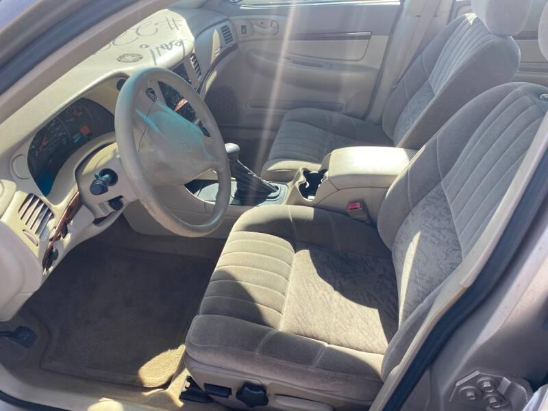2003 Chevrolet Impala 4dr Sedan - Cloverdale VA