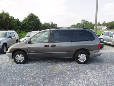 1998 Plymouth Grand Voyager for sale in Cloverdale, VA