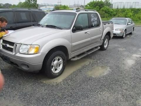 2002 Ford Explorer Sport Trac for sale in Cloverdale, VA