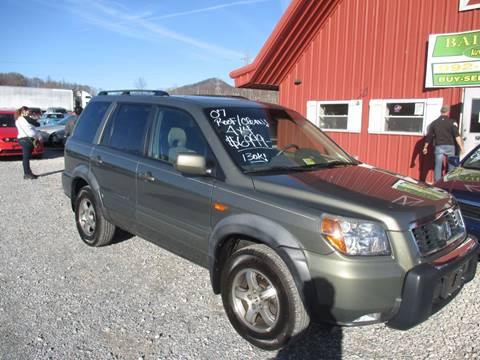 2007 Honda Pilot for sale in Cloverdale, VA