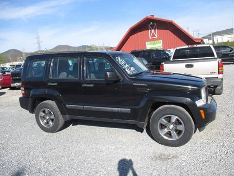 2008 Jeep Liberty for sale in Cloverdale, VA