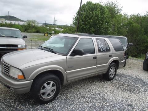 2000 Oldsmobile Bravada for sale in Cloverdale, VA