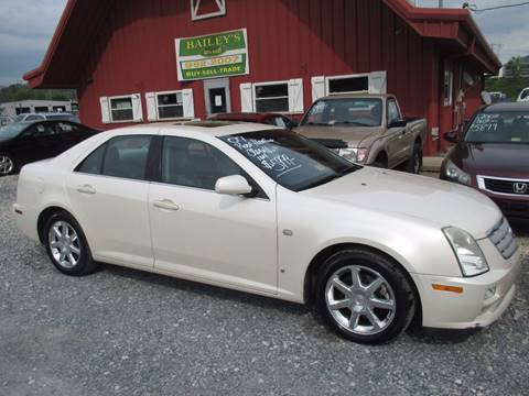 2007 Cadillac STS for sale in Cloverdale, VA