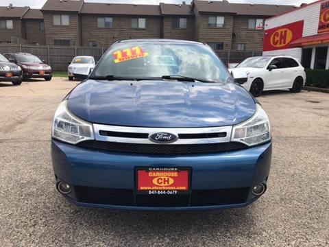 2008 Ford Focus for sale in East Dundee, IL