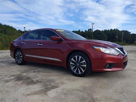 2017 Nissan Altima for sale in Vidalia, GA