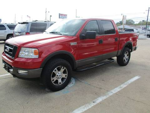 2005 Ford F-150 for sale in Terrell, TX