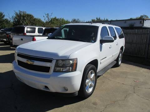 2007 Chevrolet Suburban for sale in Terrell, TX