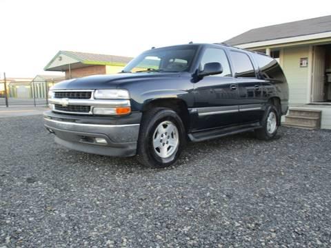 2005 Chevrolet Suburban for sale in Terrell, TX