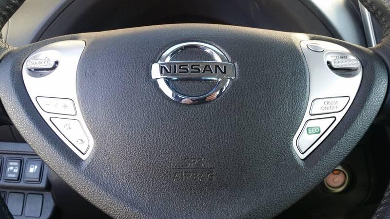 2015 Nissan LEAF S 4dr Hatchback - Cartersville GA