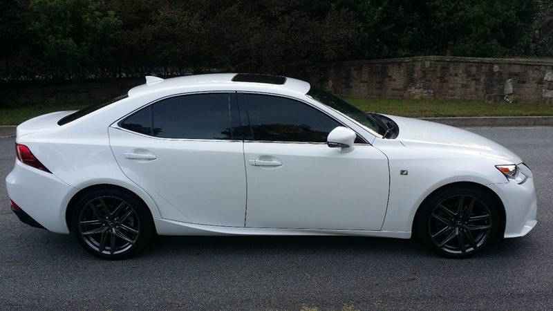 2014 Lexus IS 250 4dr Sedan - Cartersville GA