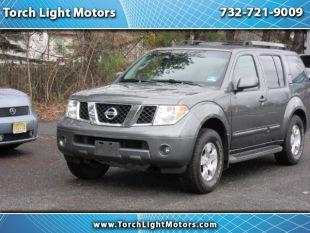 2005 Nissan Pathfinder for sale at Torch Light Motors in Parlin NJ