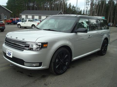 2017 Ford Flex for sale in Fort Kent, ME