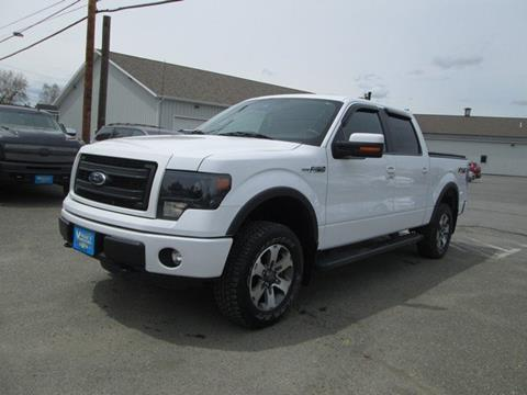 2014 Ford F-150 for sale in Fort Kent ME