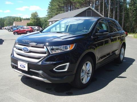 2017 Ford Edge for sale in Fort Kent, ME
