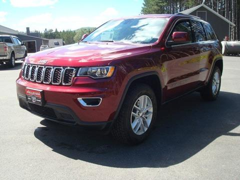 2017 Jeep Grand Cherokee for sale in Fort Kent, ME