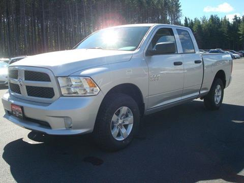 2017 RAM Ram Pickup 1500 for sale in Fort Kent, ME